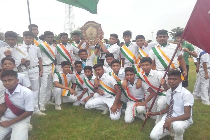 Zenith Lions Gurukul-Sports meet