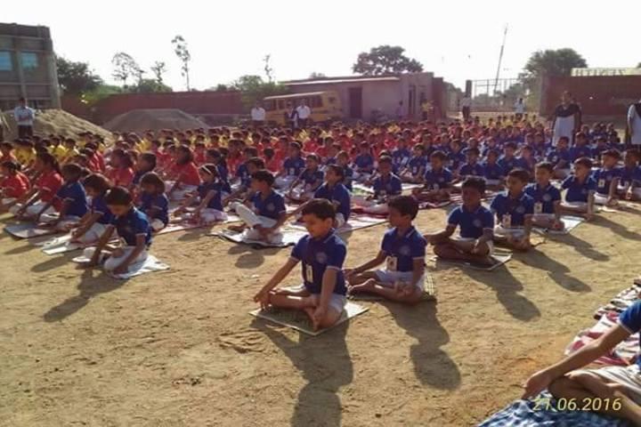 Zenith Lions Gurukul-Yoga