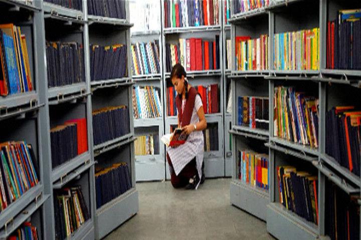 Achariya Bala Siksha Mandir-Library
