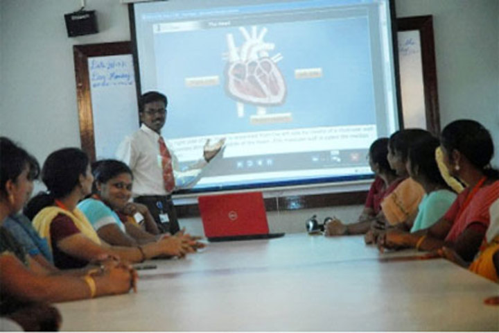 Achariya Bala Siksha Mandir-Smart Class