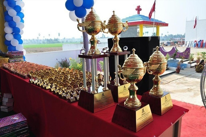 AJ Higher Secondary School-Annual Day Celebration