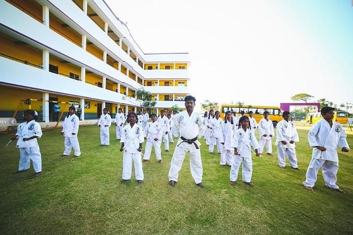 AJ Higher Secondary School - Karatea Class