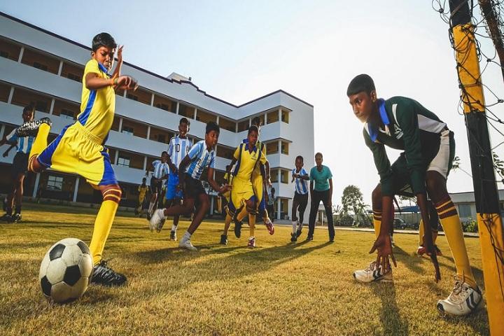 AJ Higher Secondary School - Sports