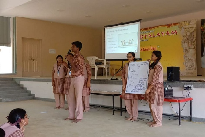Amrita Vidyalayam-Workshops