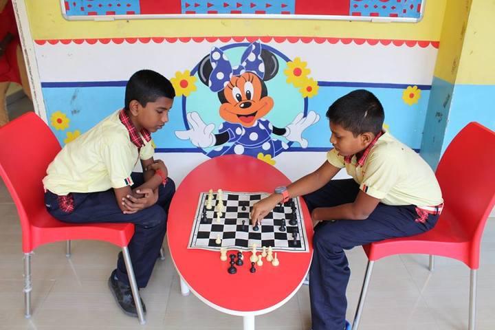 Brainy Blooms Lecole Internationale-Chess