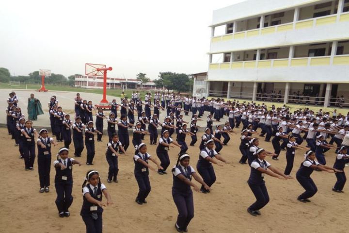 Good Shephered English School-PT Class