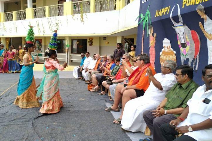 Good Shephered English School-Pongal Celebration