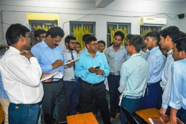 Jawahar Navodaya Vidyalaya-Inspection