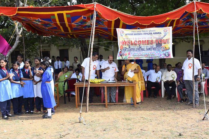 Jawahar Navodaya Vidyalaya-Sports Meet