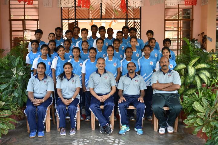 Jawahar Navodaya Vidyalaya-Badminton Camp