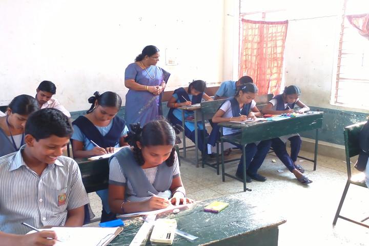 Jawahar Navodaya Vidyalaya Yanam-Class Room