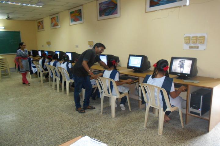 Jawahar Navodaya Vidyalaya Yanam-Computer Lab