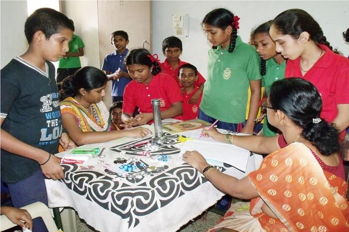 Jawahar Navodaya Vidyalaya Yanam-Medical Room