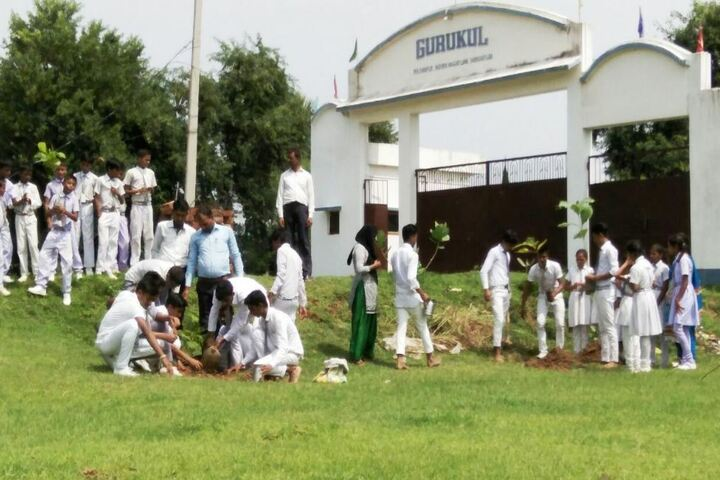 Gurukul-Earth Day Celebrations