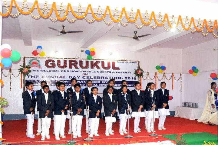 Gurukul-Singing