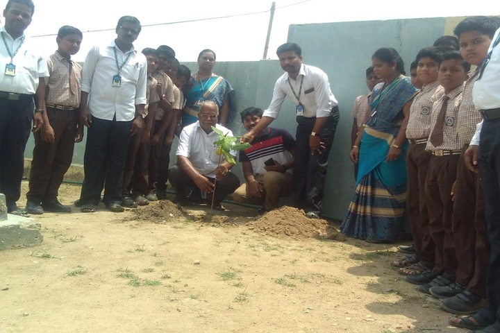 Sairam School-World Environment Day