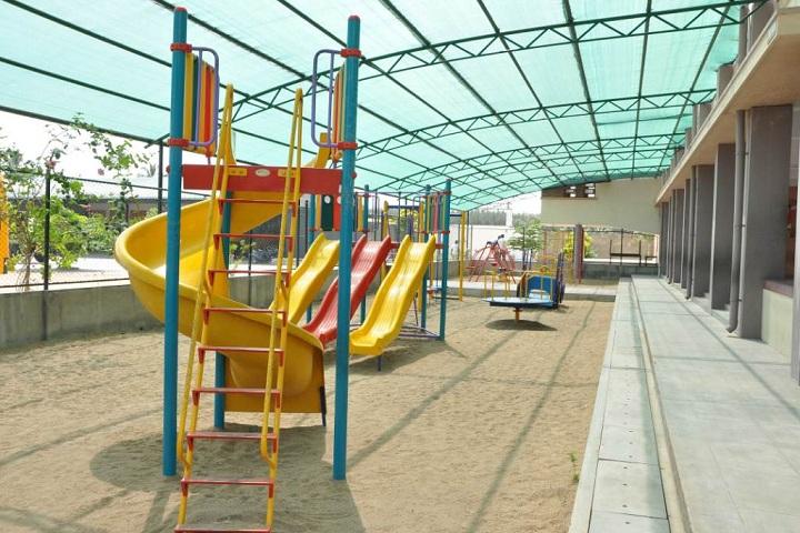 St Joseph Of Cluny School-Play Area
