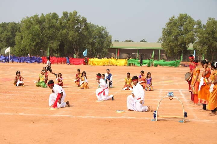 The Study School-Annual Sports Meet Dance
