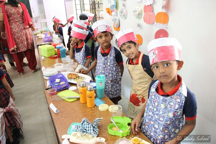 The Study School-Food Festival