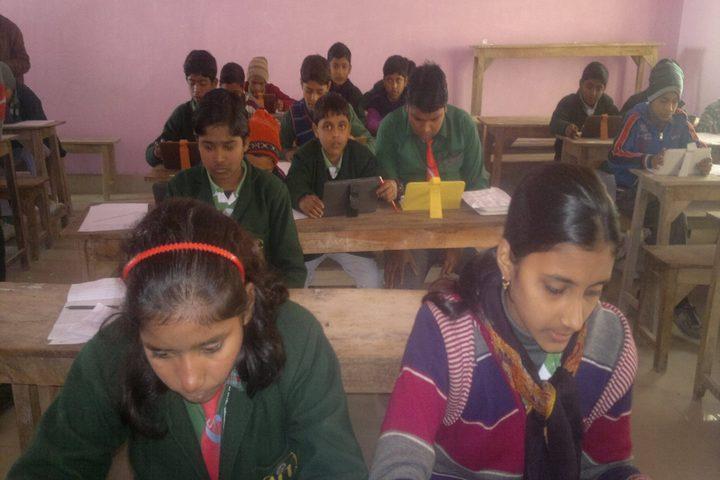 Gurukul Senior Secondary School-Classroom