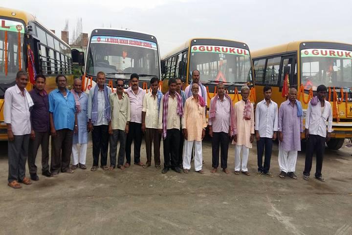Gurukul Senior Secondary School-Transport
