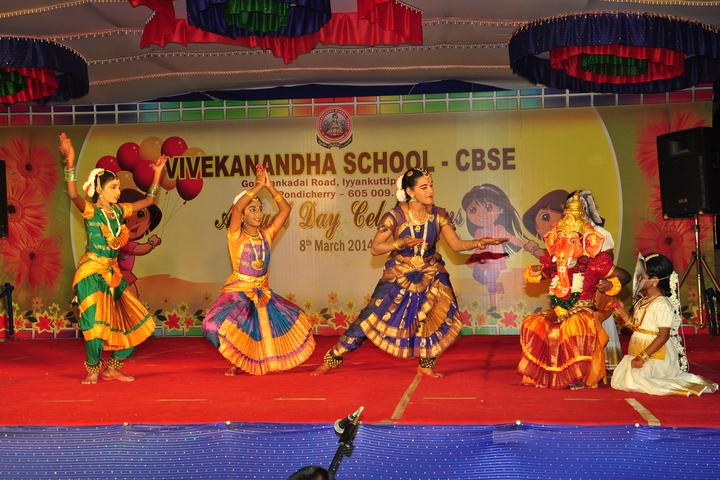 Vivekanandha School-Annual Day Dance