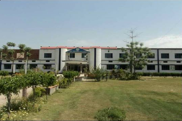A P S Public School-Campus View