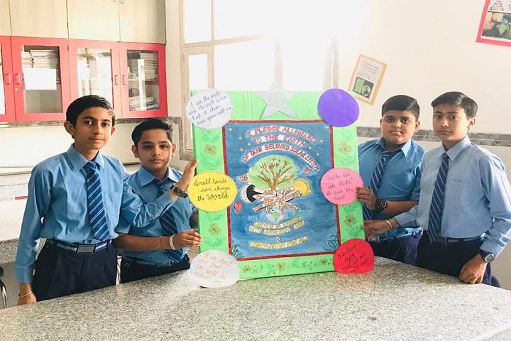 A S Modern School-Activity
