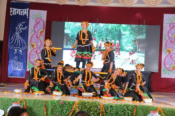 A S Modern School-Annual day