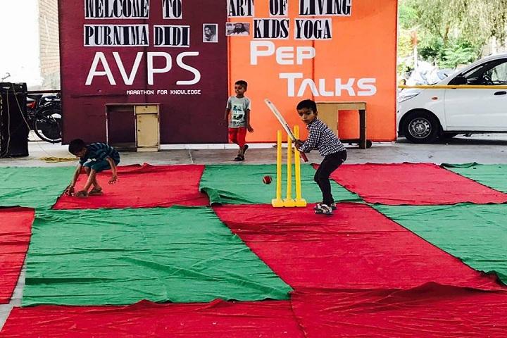 A V Public School-Cricket