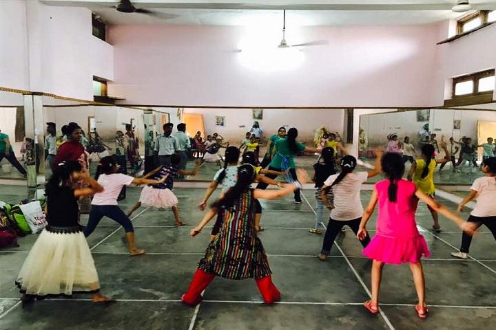 A V Public School-Dance