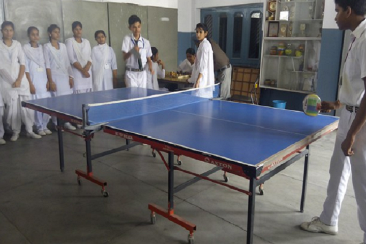 A A R Jain Model Senior Secondary School-Indoor Games
