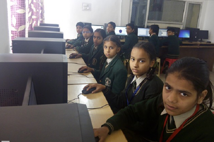 A A R Jain Model Senior Secondary School-Computer Lab