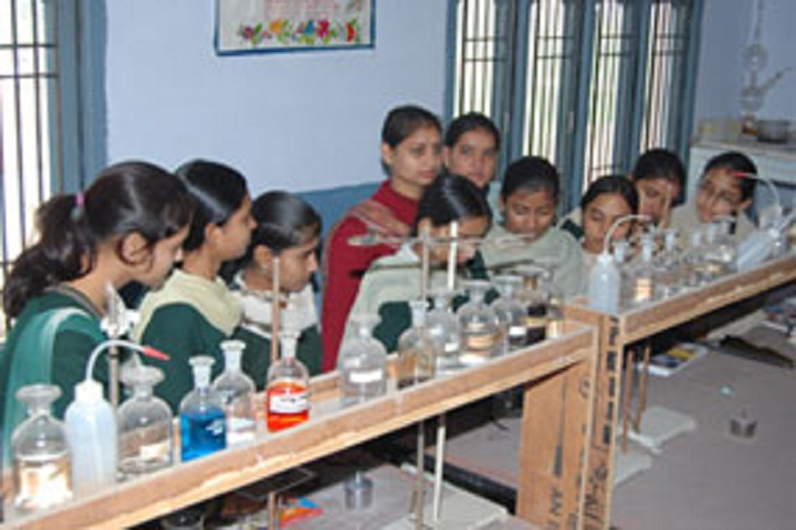 A A R Jain Model Senior Secondary School-Lab