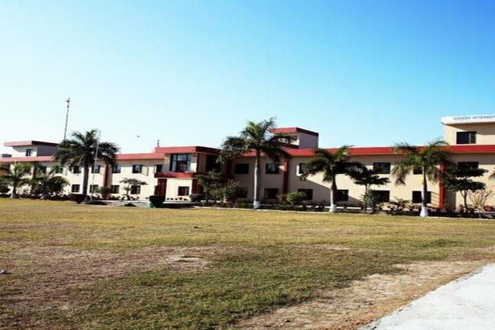 Aadesh International School-Campus View