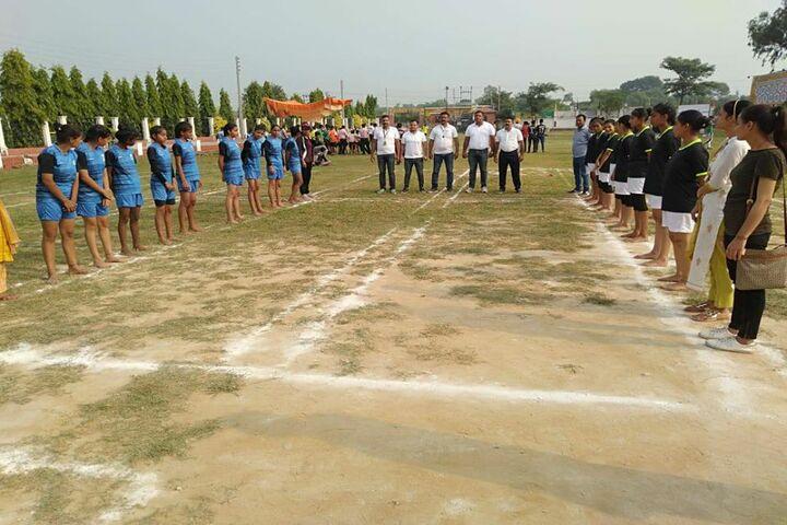 Aadesh International School-Sports
