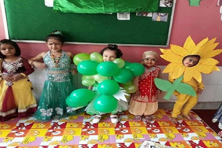 Aadhar Public School-Fancy Dress