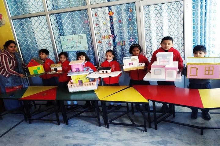 Aadhar Public School-Activity