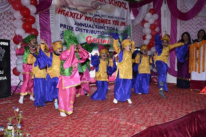 Aadhar Public School-Annual day