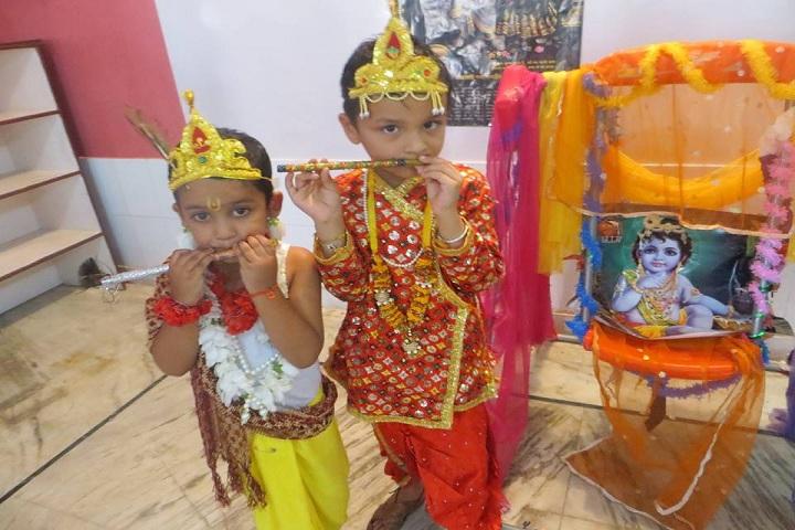 Aadhar Public School-Fest