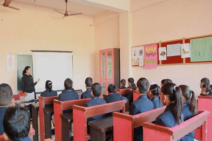 Aakarshan Public School-Classroom