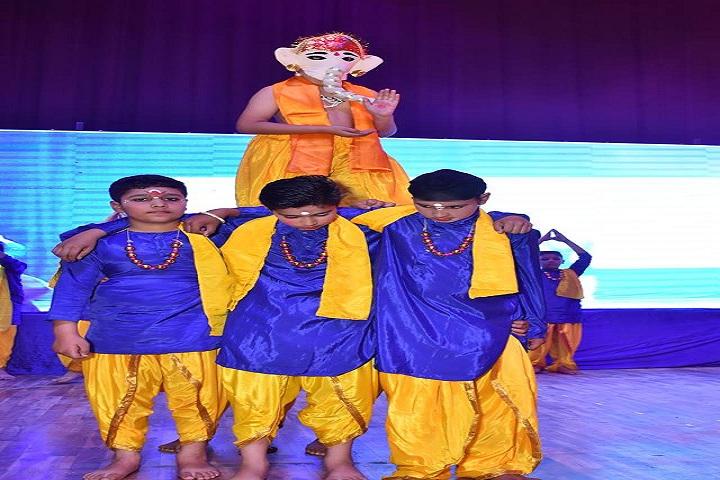 Aakarshan Public School-Ganesh Chathurthi