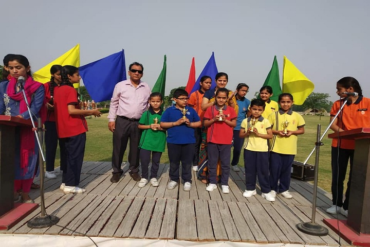 Aakarshan Public School-Sports