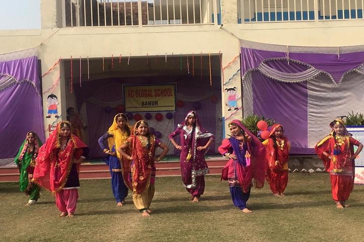 AC Global School-Dance