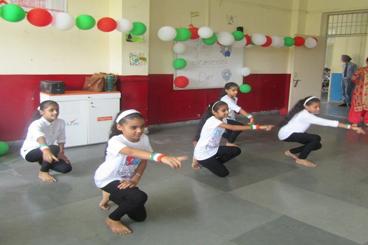 AC Global School-Independence day
