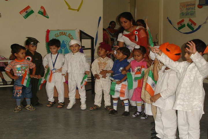 AC Global School-Republic day