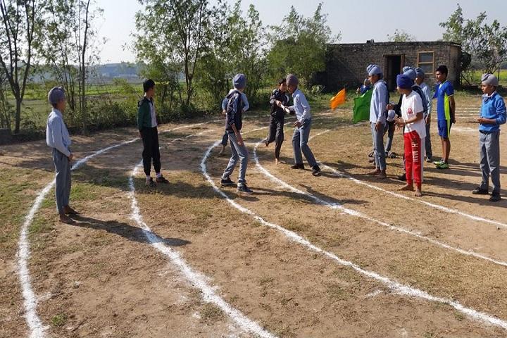 AC Global School-Sports day