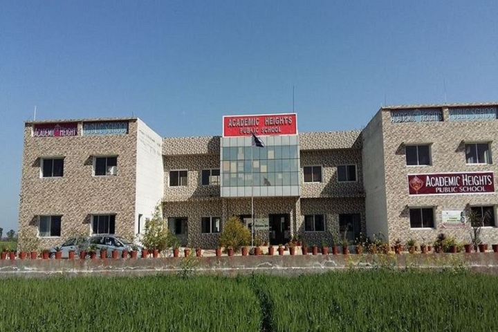Academic Heights Public School-Campus