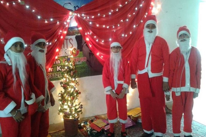 Academic Heights Public School-Christmas Carnival