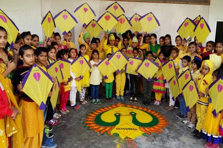 ACME Public Senior Secondary School-Pongal